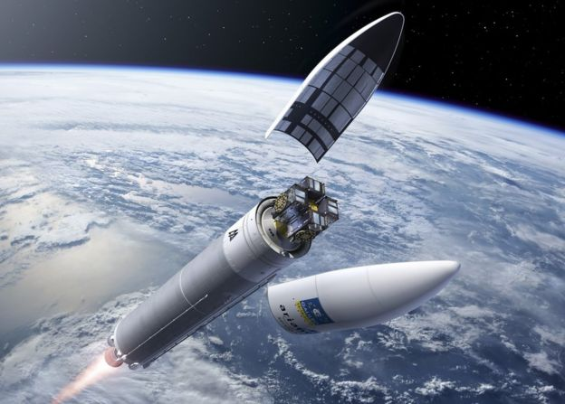 Galileo: UK plan to launch rival to EU sat-nav system